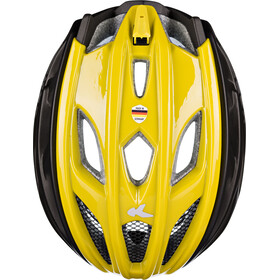 KED Xant Helmet Yellow Black